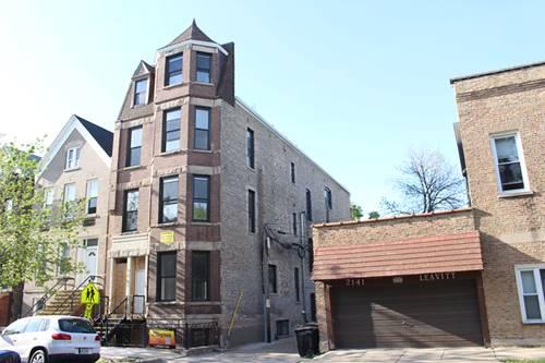 2147 W Webster Unit 1R, Chicago, IL 60647 Bucktown