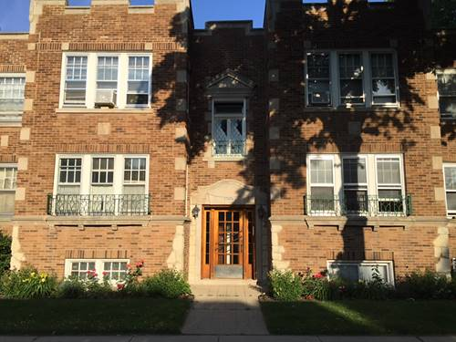 5758 N Maplewood Unit 1, Chicago, IL 60659