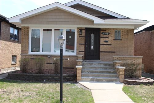 6919 W 64th, Chicago, IL 60638