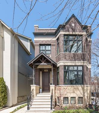 1914 W Melrose, Chicago, IL 60657 Roscoe Village