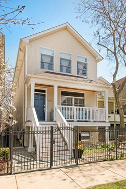 4023 N Oakley, Chicago, IL 60618 North Center