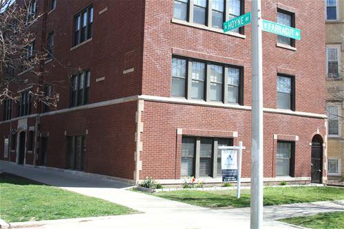 5241 N Hoyne Unit G, Chicago, IL 60625