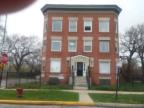7056-58 S Parrnell, Chicago, IL 60621 Englewood