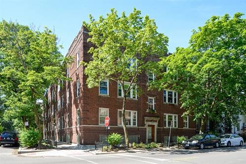 1103 W Wrightwood Unit 3, Chicago, IL 60614 West Lincoln Park
