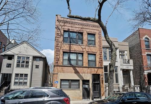 2144 W Potomac, Chicago, IL 60622 Wicker Park