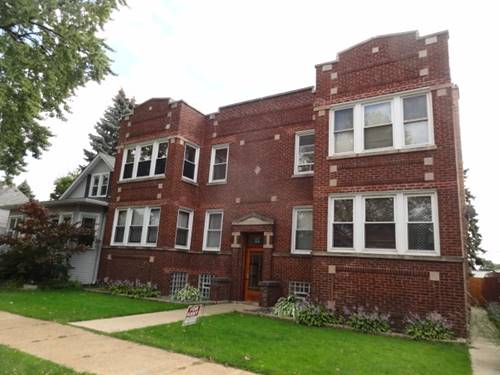 5217 W Cuyler, Chicago, IL 60641