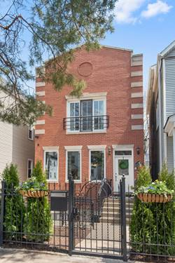 2641 N Marshfield, Chicago, IL 60614 West Lincoln Park