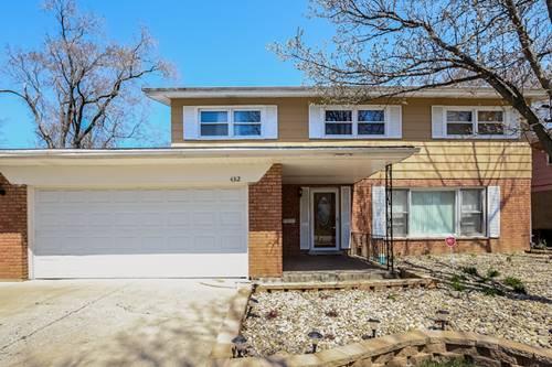 4312 W Applewood, Matteson, IL 60443