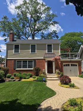 426 N Merrill, Park Ridge, IL 60068