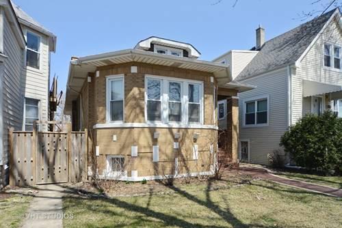 5944 W Byron, Chicago, IL 60634