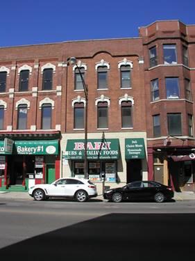 1120 W Grand Unit 2, Chicago, IL 60642 Noble Square