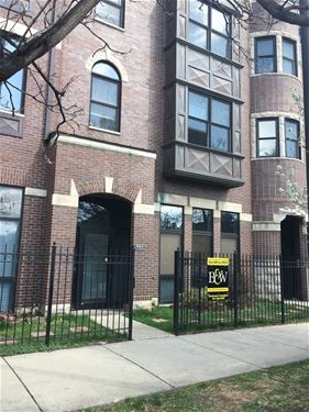 523 N Racine Unit 1, Chicago, IL 60642 Noble Square