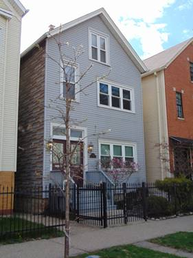 3041 N Southport Unit 1, Chicago, IL 60657 Lakeview