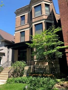 4311 N Winchester Unit 1, Chicago, IL 60613 North Center