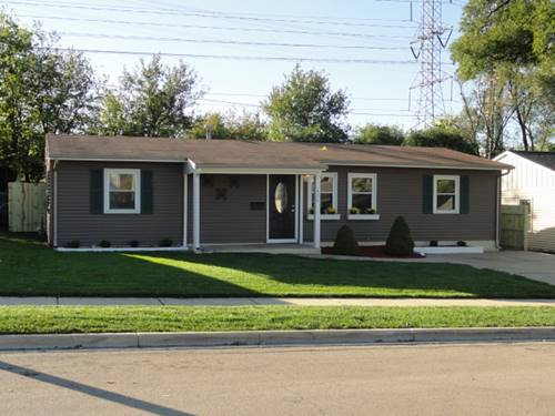 436 Montrose, Romeoville, IL 60446