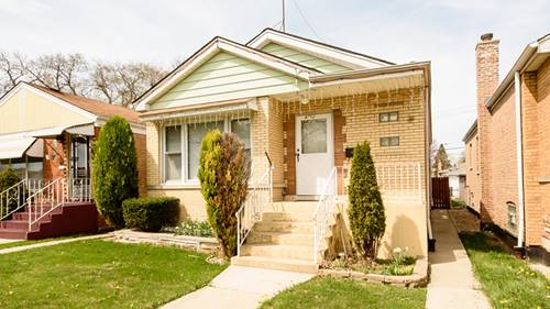 4752 S Leclaire, Chicago, IL 60638