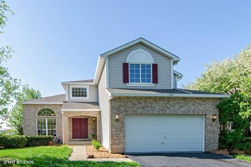 420 Starwood Pass, Lake In The Hills, IL 60156
