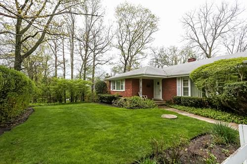 1254 Crofton, Highland Park, IL 60035