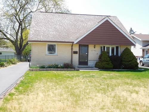 13508 Loomis, Crestwood, IL 60418