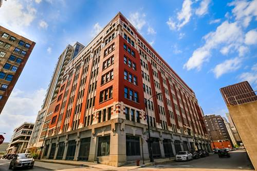 732 S Financial Unit 213, Chicago, IL 60605 South Loop