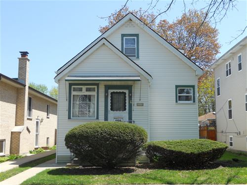 4435 N Melvina, Chicago, IL 60630