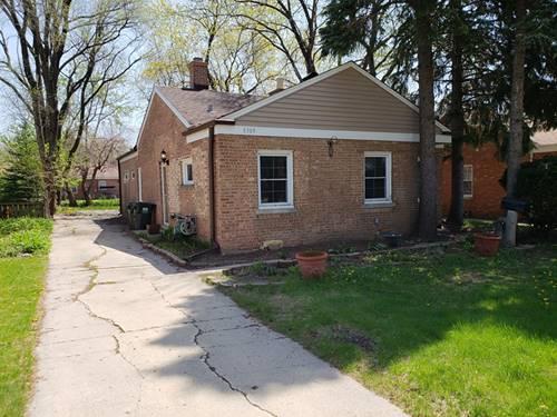 8309 Mango, Morton Grove, IL 60053