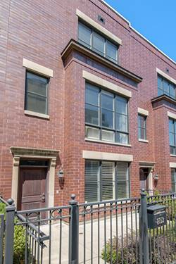 2653 N Hermitage, Chicago, IL 60614 West Lincoln Park