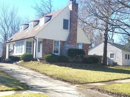 18552 Argyle, Homewood, IL 60430