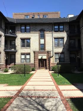 518 W Deming Unit 3W, Chicago, IL 60614 Lincoln Park