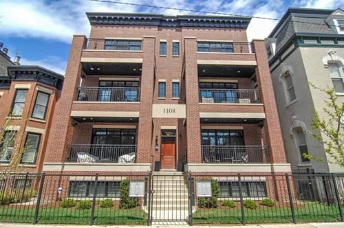 1108 W Webster Unit 1E, Chicago, IL 60614 West Lincoln Park
