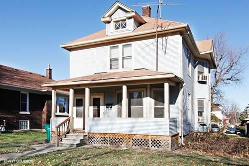 809 Farragut, Joliet, IL 60435