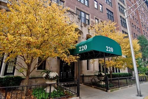 220 E Walton Unit 7E, Chicago, IL 60611 Streeterville