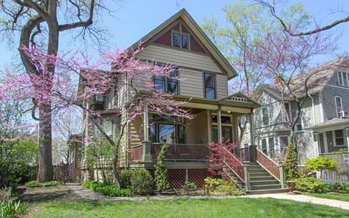 219 S Grove, Oak Park, IL 60302