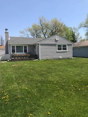 2102 Wren, Rolling Meadows, IL 60008