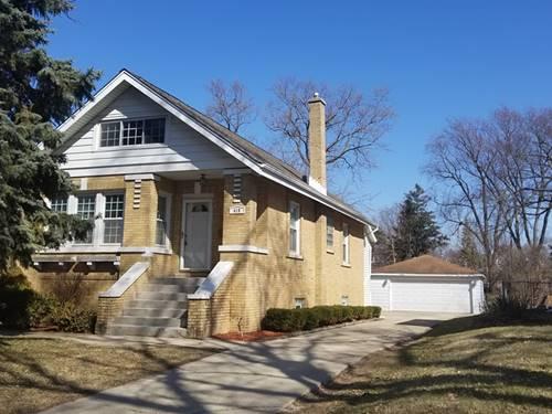 419 S Wisconsin, Villa Park, IL 60181