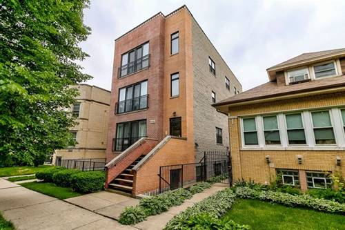 6018 N Rockwell Unit 2, Chicago, IL 60659