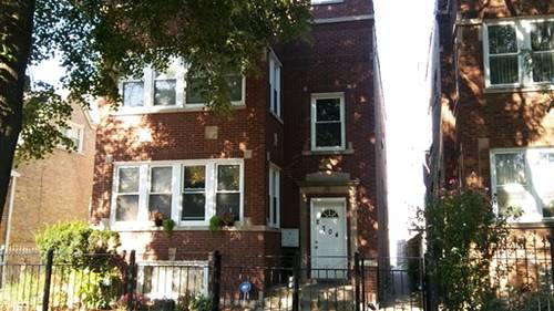 2704 N Harding, Chicago, IL 60647