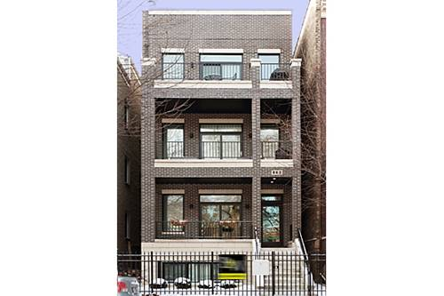 863 W Wrightwood Unit 2, Chicago, IL 60614 Lincoln Park