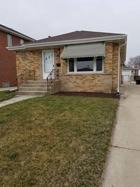 4340 N Olcott, Norridge, IL 60706