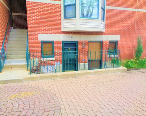 711 S Ashland Unit G, Chicago, IL 60607