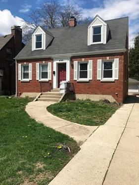 496 Longcommon, Riverside, IL 60546