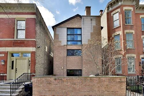 2218 N Magnolia Unit T-I, Chicago, IL 60614 West Lincoln Park