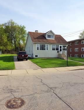 419 Fremont, Elgin, IL 60120