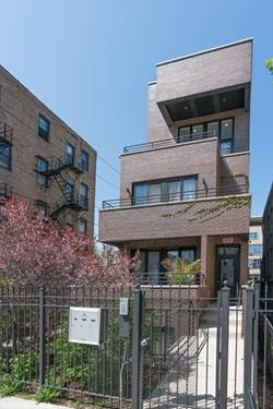 1370 W Crystal Unit 1A, Chicago, IL 60642 Wicker Park