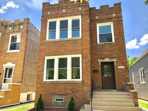 5247 W Warwick, Chicago, IL 60641