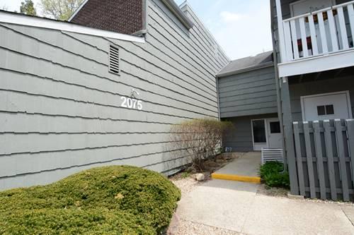 2075 Creekside Unit 2-2, Wheaton, IL 60187