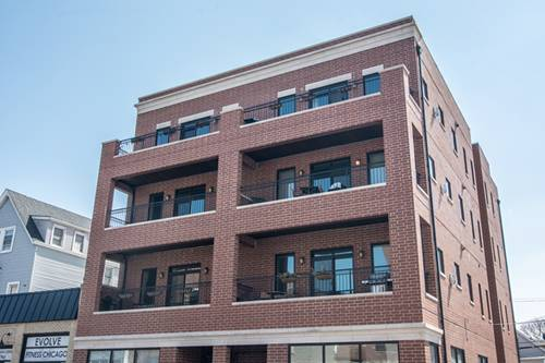 1349 W Belmont Unit 3W, Chicago, IL 60657 Lakeview