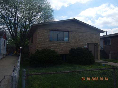 14129 S Marquette, Burnham, IL 60633