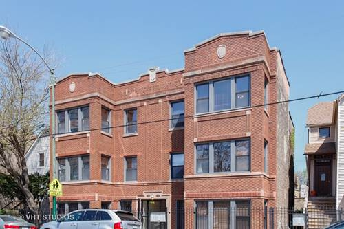 2621 N California Unit 3, Chicago, IL 60647 Logan Square