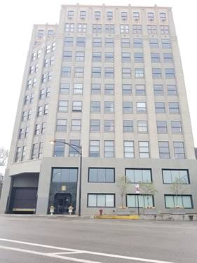 1550 S Blue Island Unit 611, Chicago, IL 60608